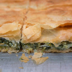 Baba Luba's Banitsa (Spinach Pie) Recipe