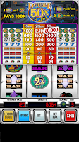 Screenshot of Double Fifty Pay Slots