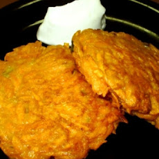 Cheese Latkes