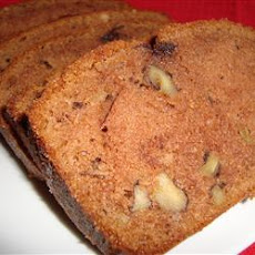 Chocolate Nut Bread