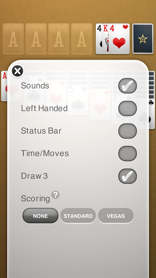 Solitaire Screenshot 4