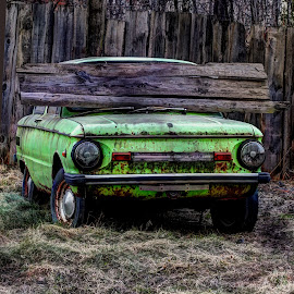 zaz_HDR2 by Crazyand Milk - Transportation Automobiles ( zaz car )