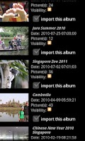 Screenshot of CoverFlow Pro (no ad)