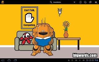 Screenshot of BIGWORDS.com