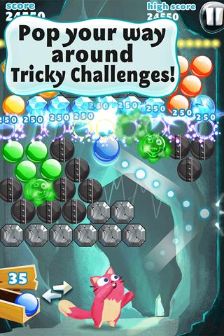 Bubble Mania™ Screenshot 4