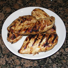 Grilled Citrus Chicken #2