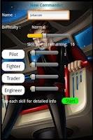 Screenshot of Dark Nova Lite