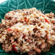 Caribbean Coconut Rice And Peas