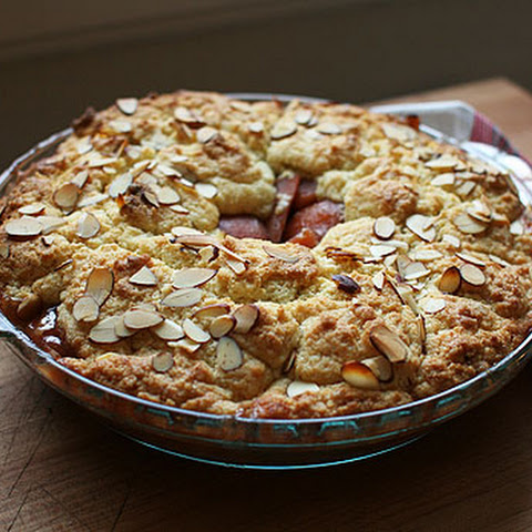 Quince Biscuit Pie