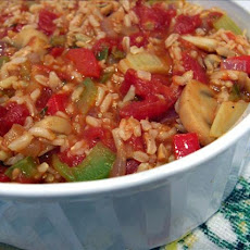 Spanish Rice - Great Alone or for Stuffing