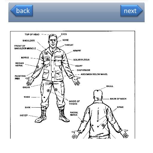 軍事肉搏戰 書籍 LOGO-玩APPs