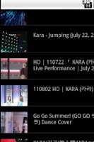 Screenshot of 2NE1 youtube,Photo K-pop