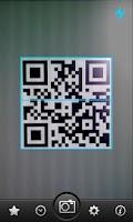 Screenshot of QRCode Scanner