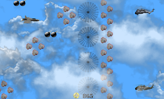 Screenshot of Jets Combat War Game