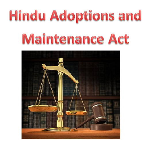 Hindu Adoption/Maintenance Act 書籍 App LOGO-APP開箱王