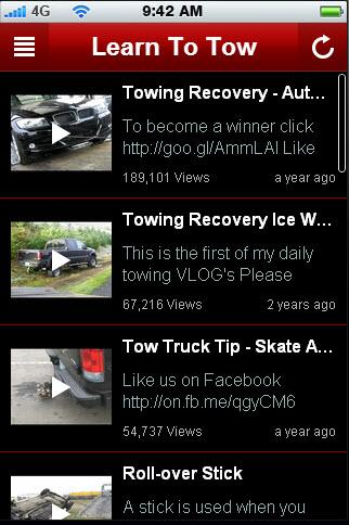 Learn To Tow - screenshot