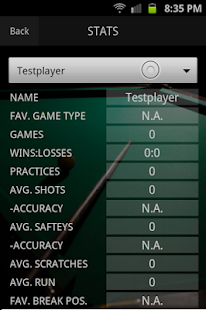 Pool Stat Pro - screenshot