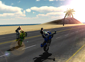 Screenshot of Race, Stunt, Fight, 2!  FREE