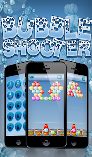 Bubble shooter (adventure) - screenshot