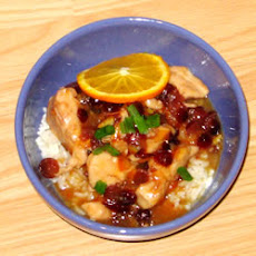 Sweet Orange Chicken II