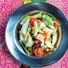 Andy Ricker's Tam Taeng Kwaa (Thai Cucumber Salad) From 'Pok Pok'
