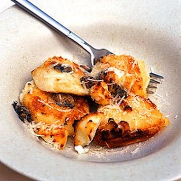 Semolina Gnocchi Recipes — Dishmaps