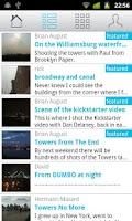 Screenshot of 110 Stories
