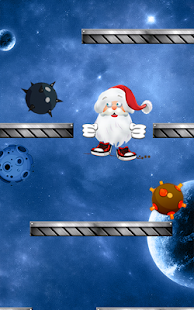 Santa Fall Down- screenshot thumbnail