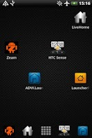 Screenshot of EasyHome