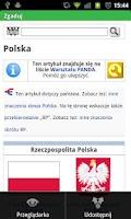 Screenshot of Zgaduj: wiedza o Polsce