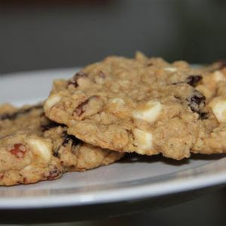 Oatmeal-Peacan-Chip Cookies