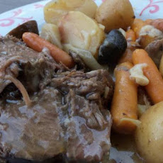 Crock Pot Pot Roast