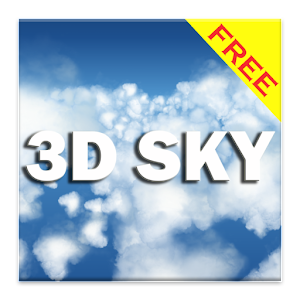 3D Sky Dream Clouds Free