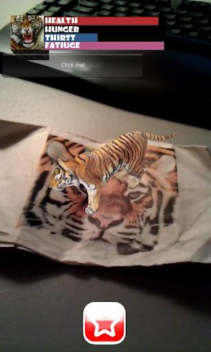 My Pet Tiger Beta