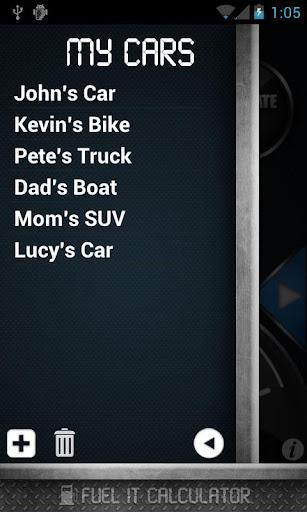【免費工具App】Fuel It-APP點子