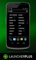 Screenshot of Launcher Plus Widget