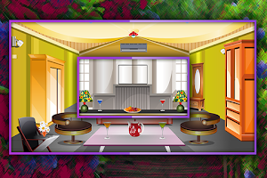 Screenshot of Ritzy Room Escape