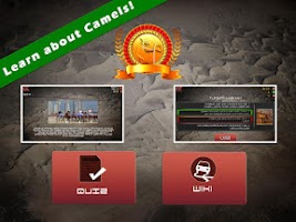 Screenshot of UAE Camel Racing - Free Game