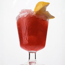 Hibiscus-and-Ginger Iced Tea