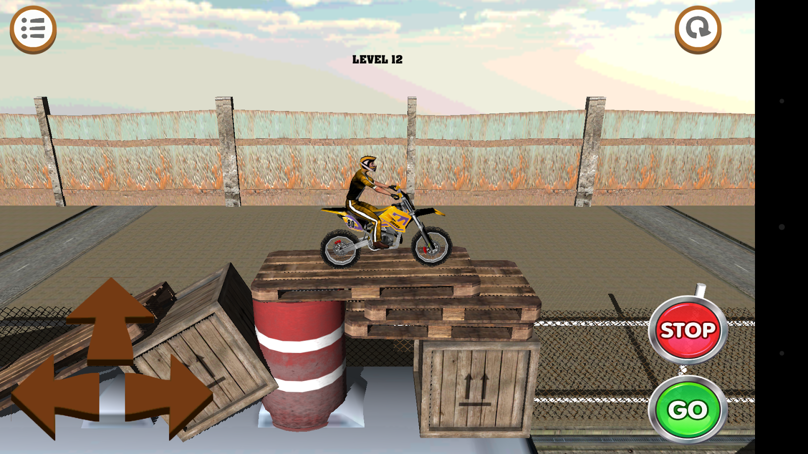 3D Motocross Bike: Industrial Screenshot 13