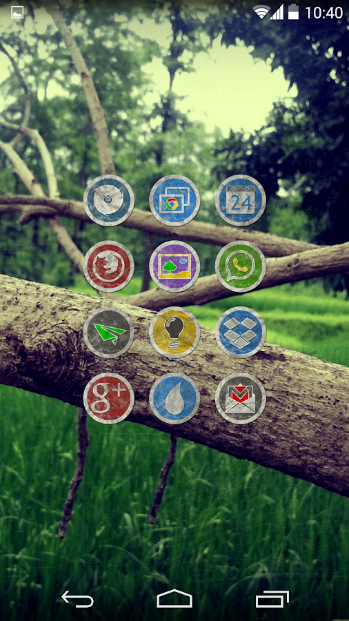 Rugo - Icon Pack Screenshot 3