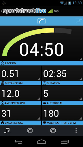 sportstracker-by-stl for android screenshot