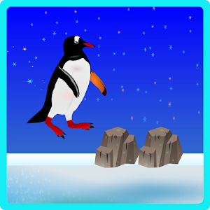 Penguin Run - Jump & Slide
