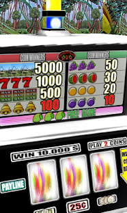 3D Cash Coaster Slots - Free - screenshot
