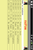 Screenshot of NoPow