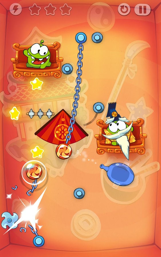 Cut the Rope: Time Travel HD Screenshot 5
