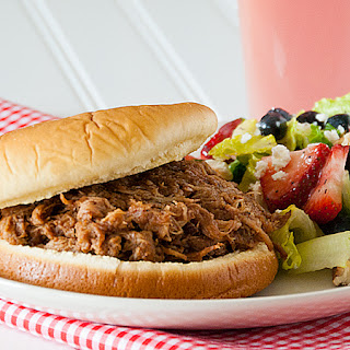 Smoky BBQ Pork Sandwiches