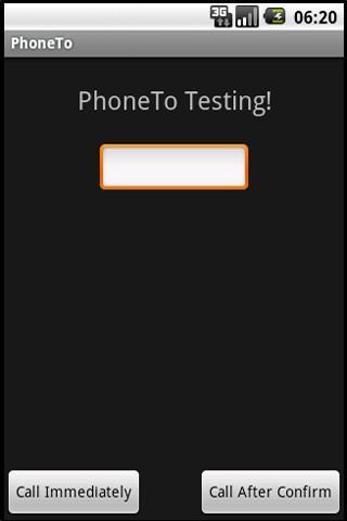 PhoneTo App
