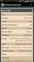Screenshot of Tibia Guru