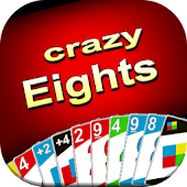 Game Crazy Eights 3D APK for Kindle